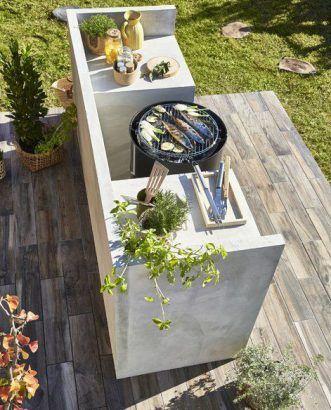 angolo barbecue nel giardino ecco 3