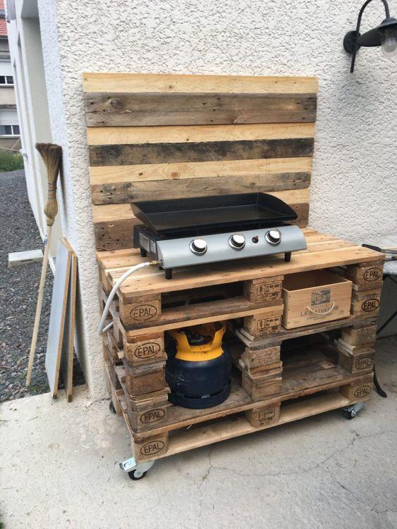 angolo barbecue nel giardino ecco 4