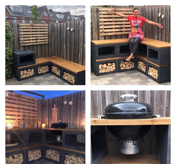 angolo barbecue nel giardino ecco 81cb7ef111c0f3e9b375c9a77627a1bd
