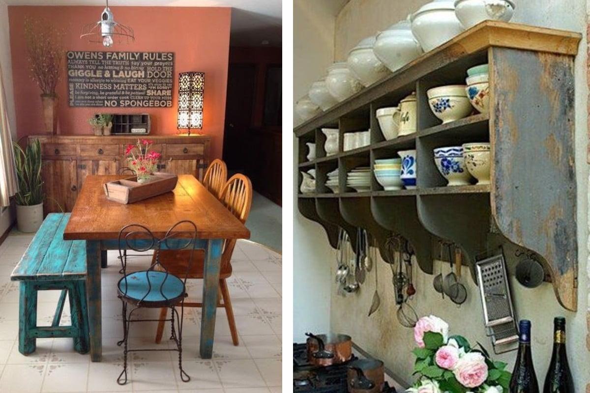 arredamento cucina in stile retro cucina stile retro
