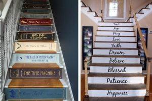 arredare le scale in modo arredare le scale