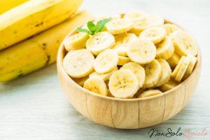 la dieta della banana per 1