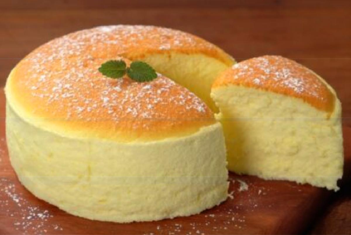 La torta sofficissima allo yogurt: una buona abitudine con solo 95 calorie!