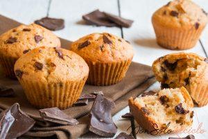 muffin con pezzi di cioccolato 81