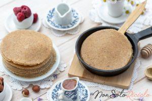 pancakes senza uova e con 11