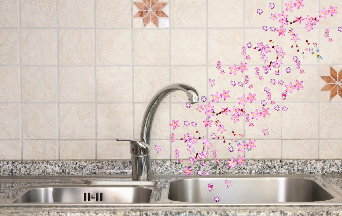 Come sbarazzarsi del cattivo odore del lavandino con un semplice trucco