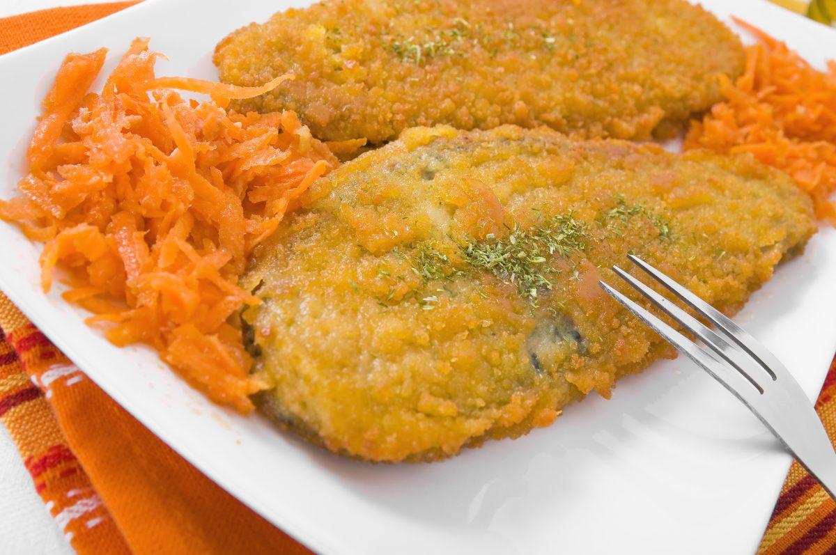 cordon bleu di patate in AdobeStock 39508787