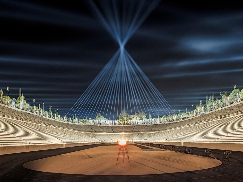 Dior Cruise 2022, la sfilata ad Atene come una splendida poesia