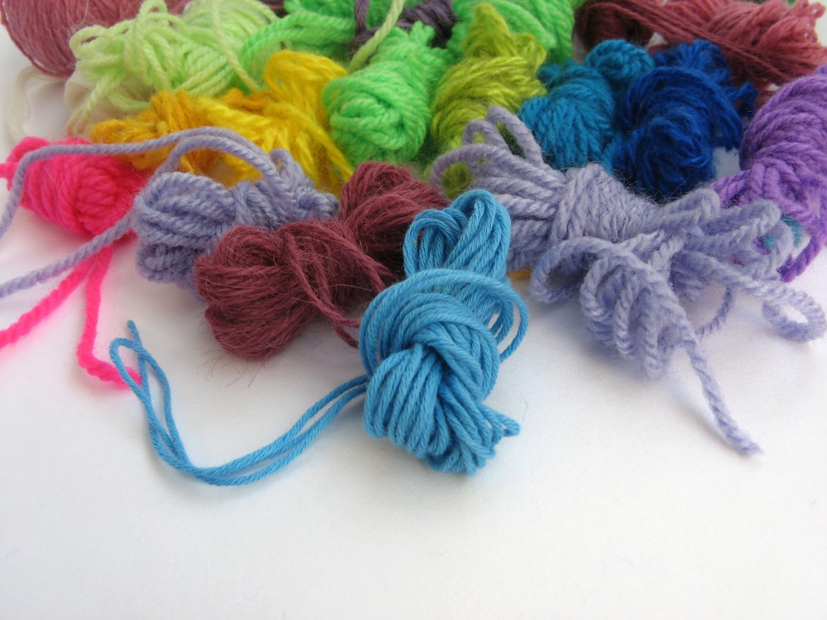 fili di lana avanzati ecco AdobeStock 7293230