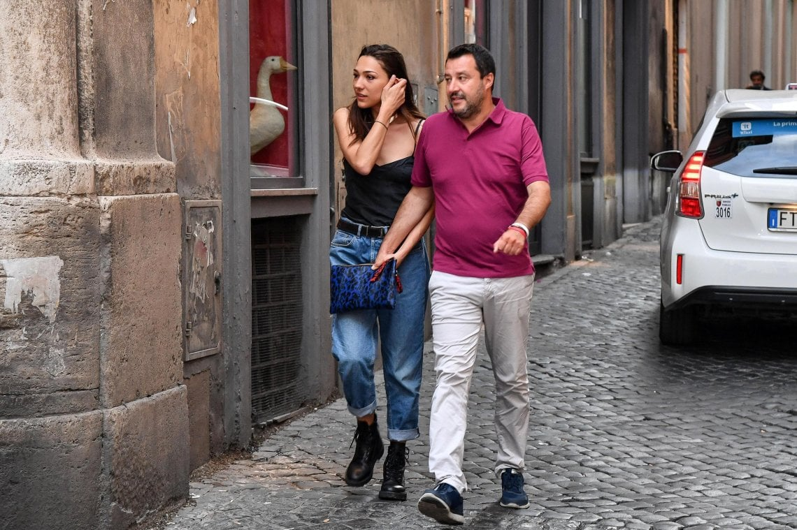 Francesca Verdini: vita privata, biografia, lavoro, Instagram e curiosità sulla compagna di Matteo Salvini