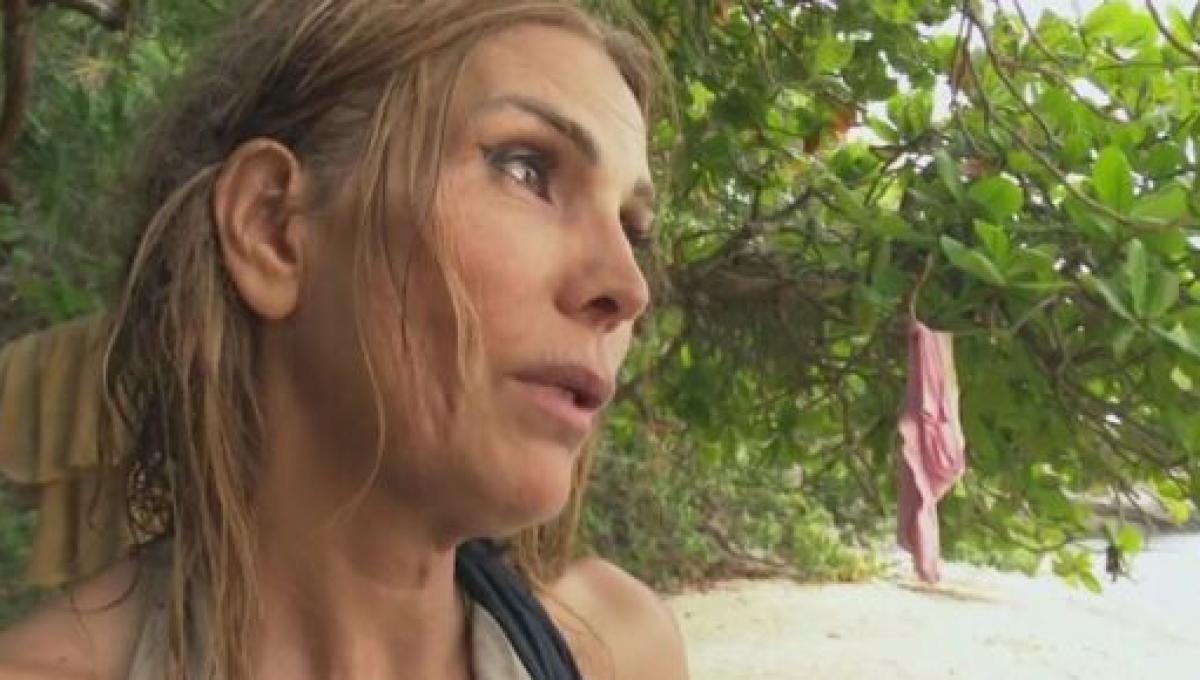 giulia salemi parla di sua isola dei famosi fariba stanca dell atteggiamento degli altri naufraghi 2611104