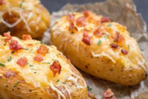 le patate ripiene al forno patate ripiene