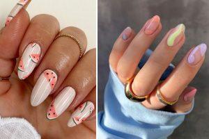 nail art estiva per una nail art estate 2021
