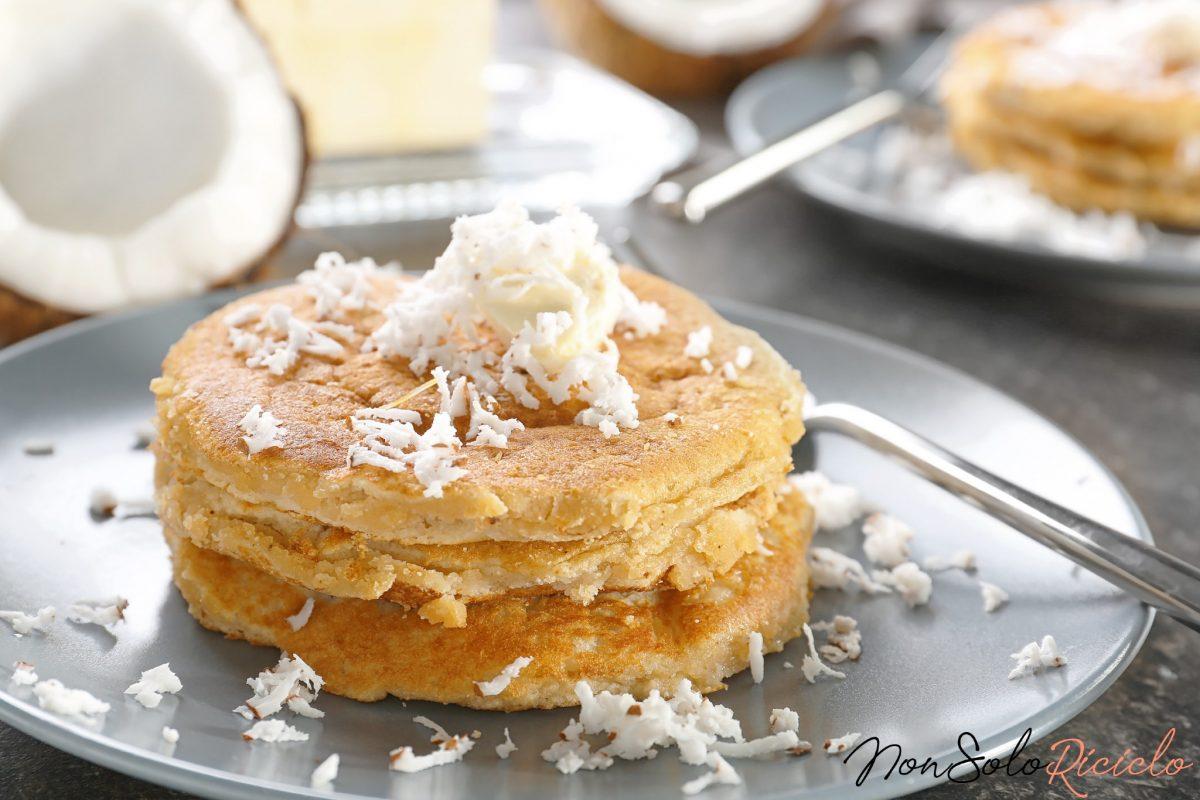 pancake al cocco un capolavoro 4