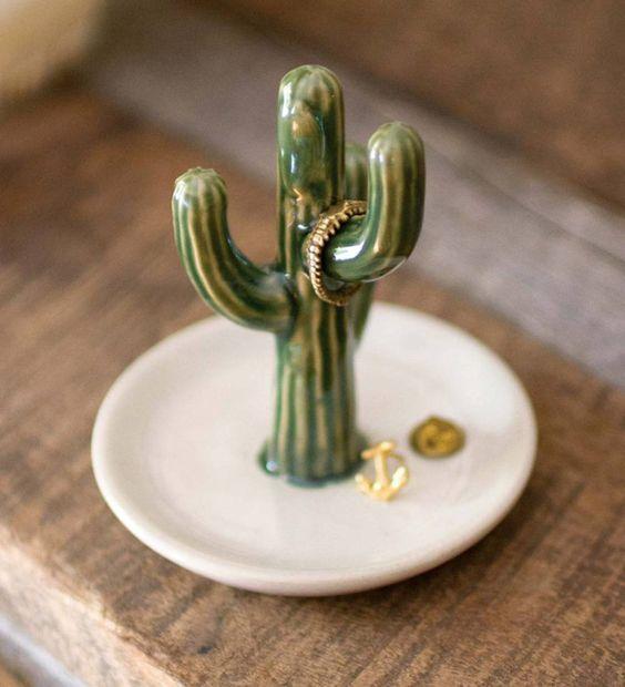 portagioielli in ceramica unici e 1