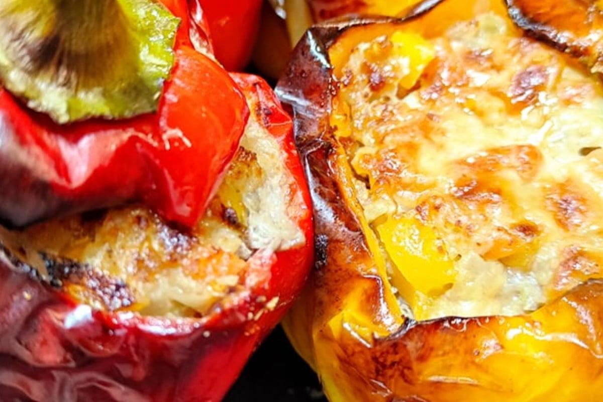 una ricetta con i peperoni peperoni ripieni