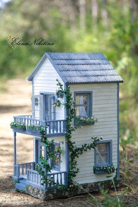 villaggi in miniatura con le 2