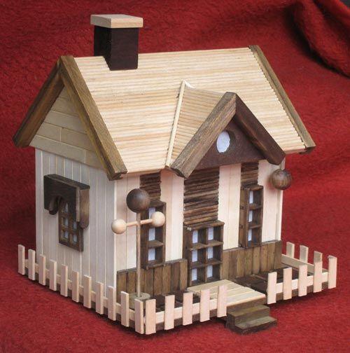 villaggi in miniatura con le 3