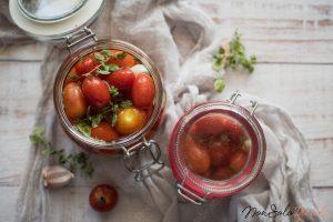 i pomodorini caramellati al forno 1 1