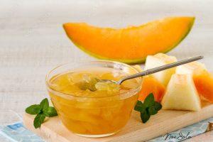 marmellata light di melone fatela 4