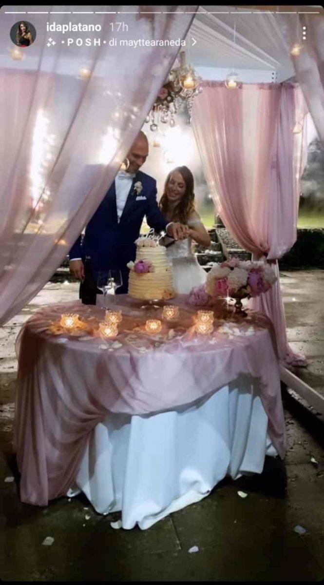uomini e donne coppia del Matrimonio da favola per Mauro e Lisa