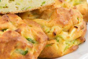 deliziose zucchine non fritte facile panetti di zucchine