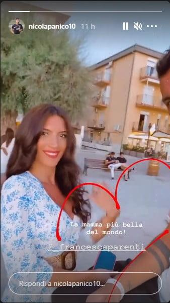 temptation island famoso ex fidanzato Francesca Parenti2