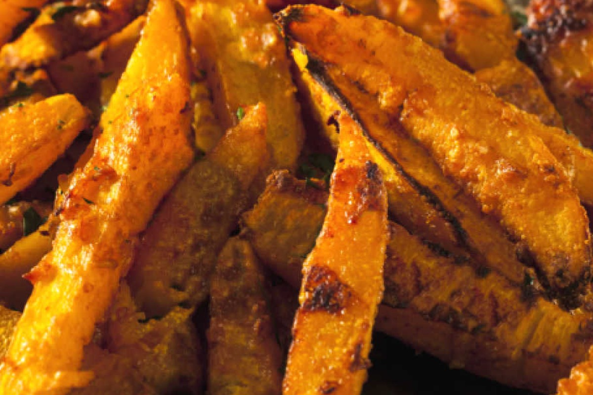 ecco tre metodi per cuocere zucca fritta
