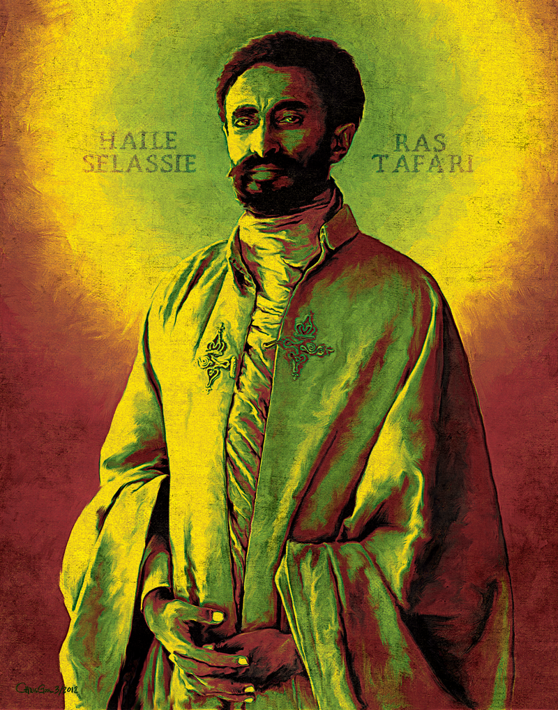 haile selassie chi era il Haile Selassie