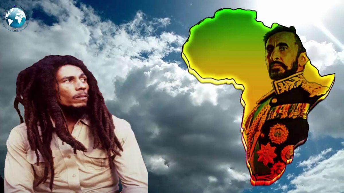 haile selassie ecco da chi Bob Marley