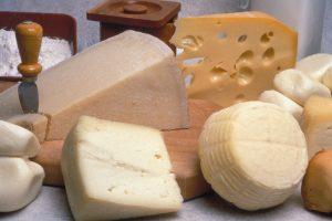 i 5 formaggi migliori se AdobeStock 2954612