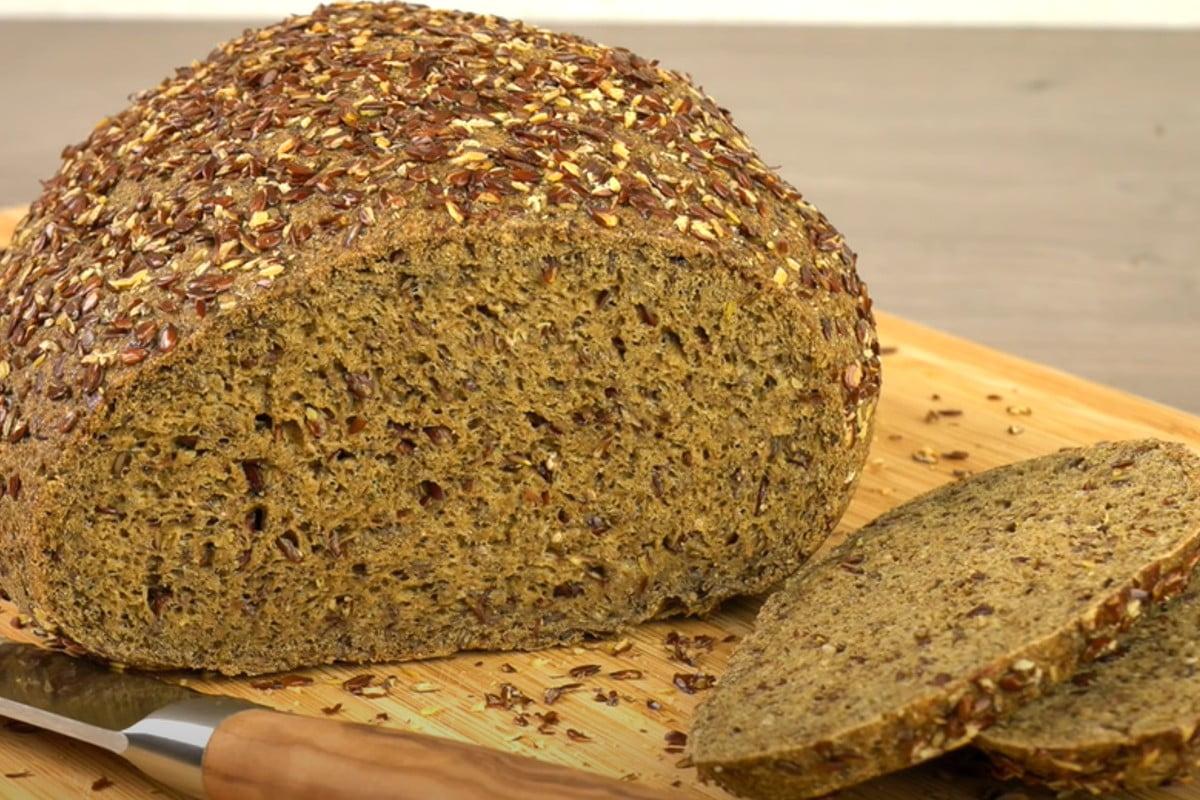 il pane con solo 3gr pane low carb