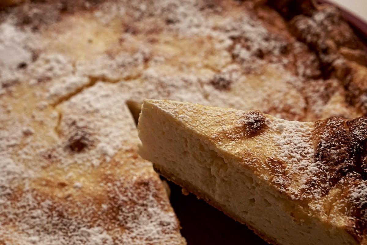 la torta al caffe senza torta al caffe