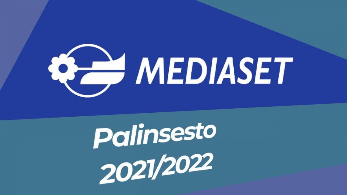 love is the air e Palinsesti Mediaset 2021 2022