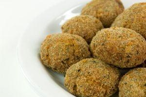 polpette vegetali senza carne senza AdobeStock 7993291