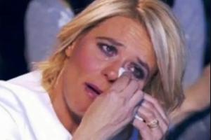 uomini e donne un ex Maria piange