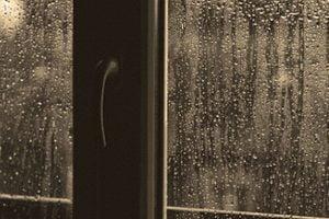 ecco come pulire finestre e finestra pioggia