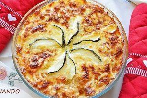 verdure in crosta leggere e torta di zucchine e salmone torta di zucchine e salmone 1