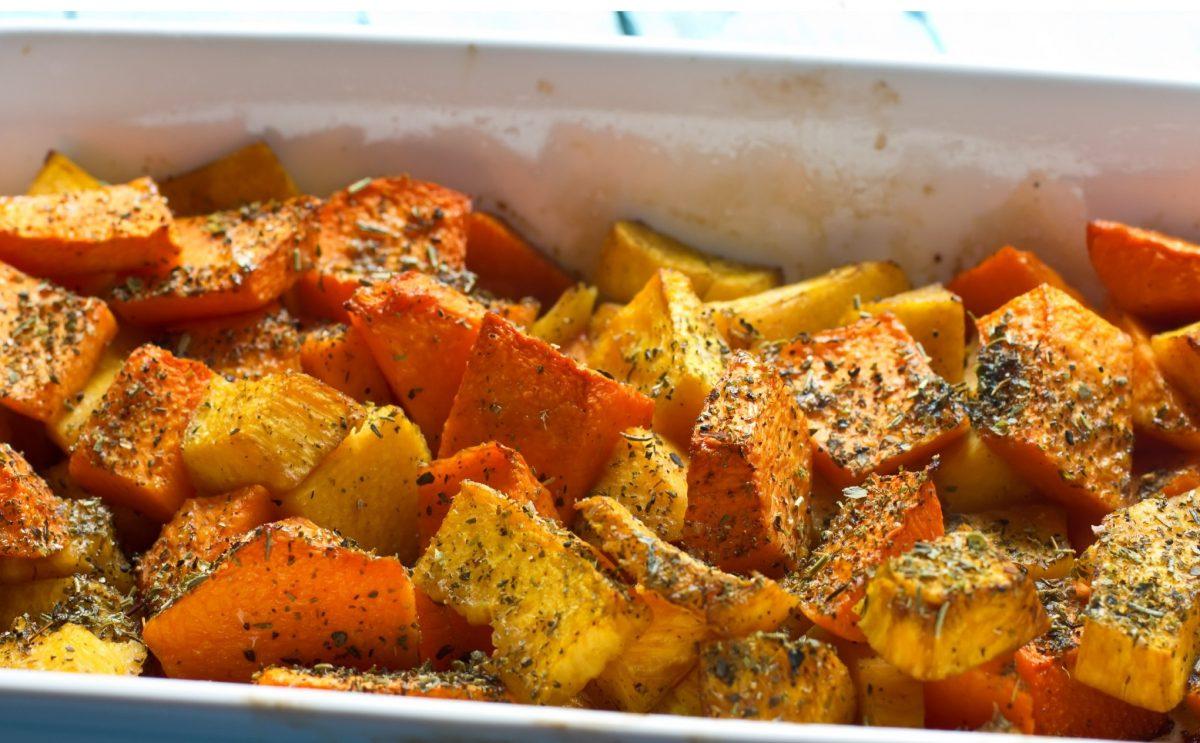 Zucca Siciliana, gratinata al forno: un piatto ricchissimo!
